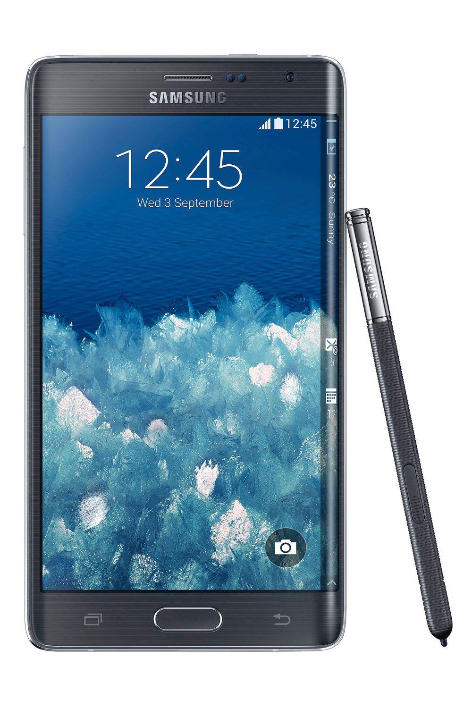 "Smartphone 5.6"" Galaxy Note Edge (4G, 3Go RAM, 32Go ROM) Noir"