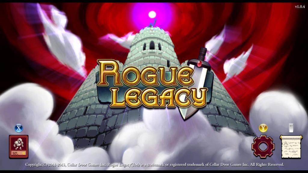 Rogue Legacy sur PC