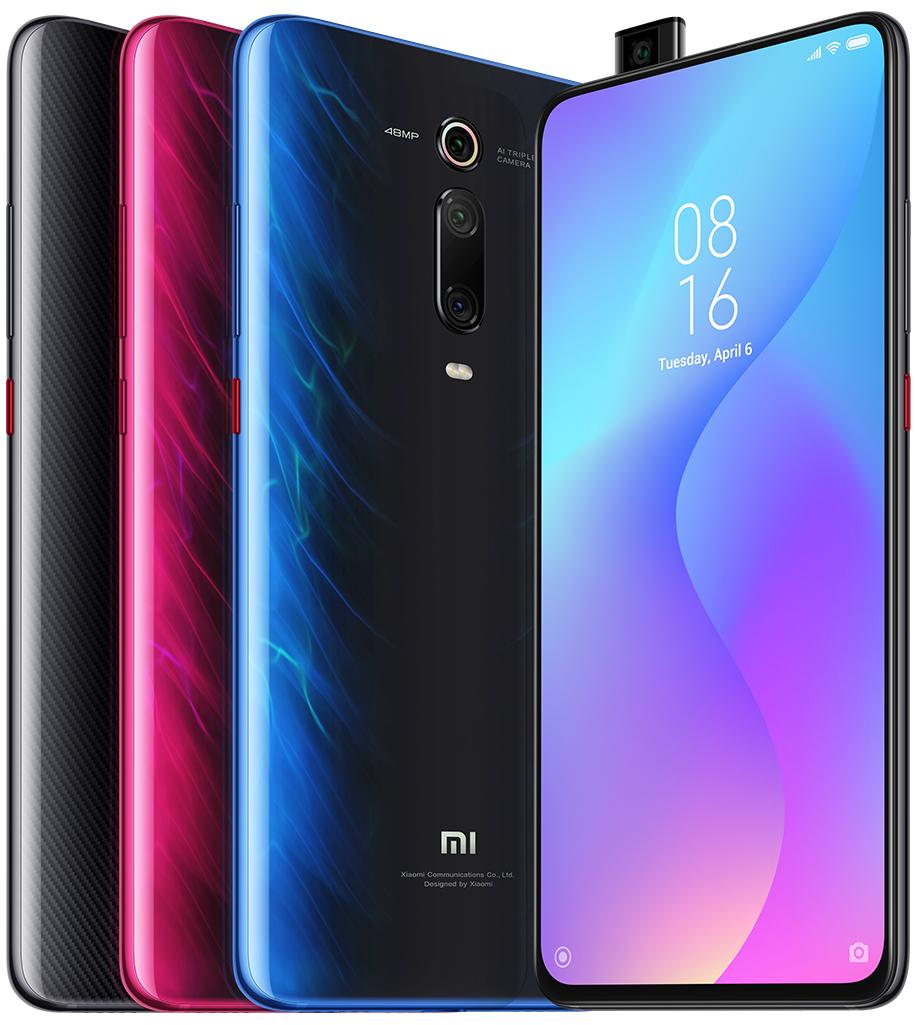 "Smartphone 6.39"" Xiaomi Mi 9T - 6 Go de RAM, 64 Go de ROM"