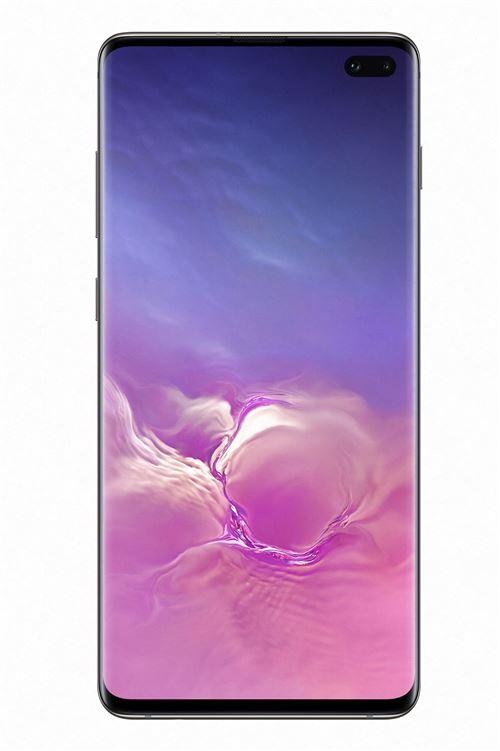 """Smartphone 6.4"""" Samsung Galaxy S10+ Plus - 128 Go, Noir (Vendeur tiers)"""