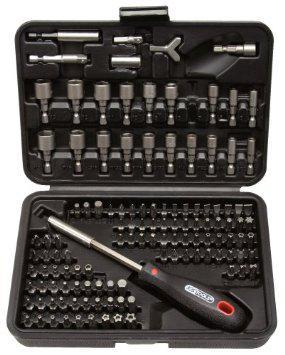 Coffret tournevis et embouts KS Tools 911.2085