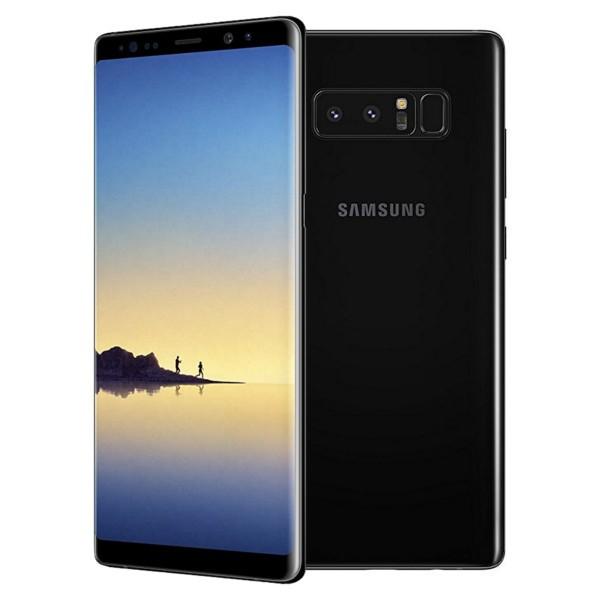 """Smartphone 6.3"""" Samsung Galaxy Note 8 - QHD+, Exynos 8895, 6 Go de RAM, 64 Go, noir (vendeur tiers)"""
