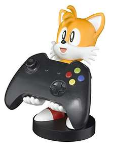 Figurine Sonic the Hedgehog Tails Cable Guy - Support Manette/Téléphone