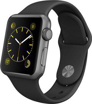 50€ remboursés dès 98€ d'achat  sur votre objet connecté (via ODR)  - Ex :  Apple Watch Sport - 38 mm avec Bracelet Sport noir (ODR 50€)