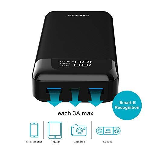 Batterie Externe USB-C Charmast - 20800mAh (Via Coupon - Vendeur Tiers)