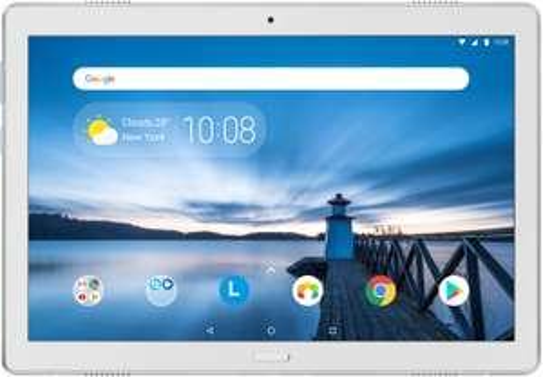 """Tablette tactile 10.1"""" Lenovo Tab P10 - full HD, SnapDragon 450, 3 Go de RAM, 32 Go, 4G + Wi-Fi (+ 8.95€ en SuperPoints, vendeur Boulanger)"""