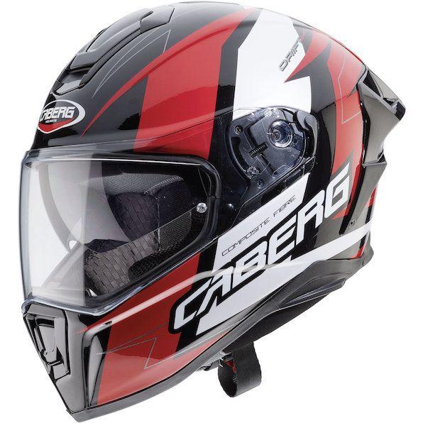 Casque Moto Intégral Caberg Drift Evo Speedster - Fibre de verre