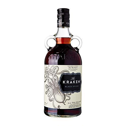 The Kraken Black Spiced Rum 70 cl