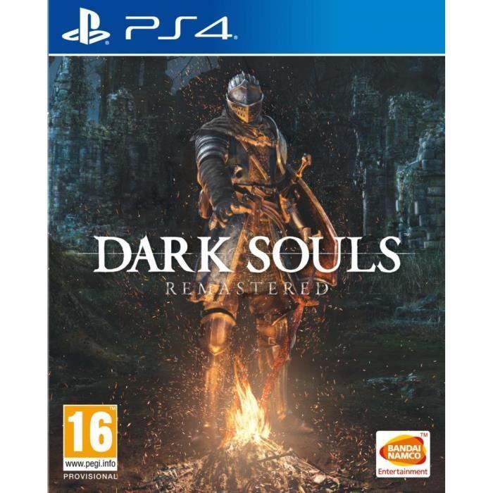 Dark Souls Remastered sur PS4