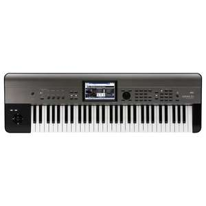 Clavier workstation Korg Krome EX-61