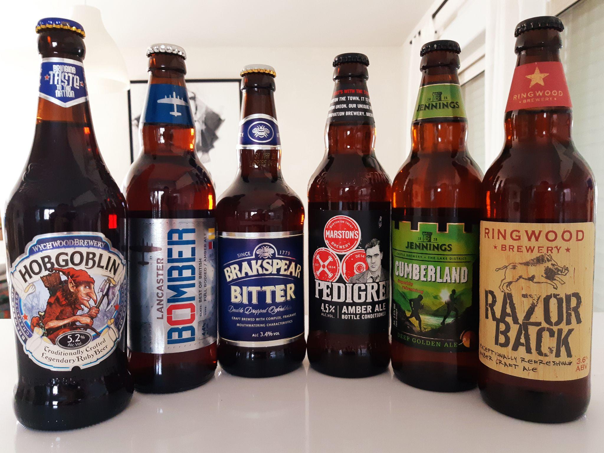 Lot de 6 bières Classic Ales (6x50 cl) - Bourg-en-Bresse (01)