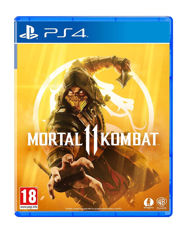 Mortal Kombat 11 sur PS4/Xbox One/Switch
