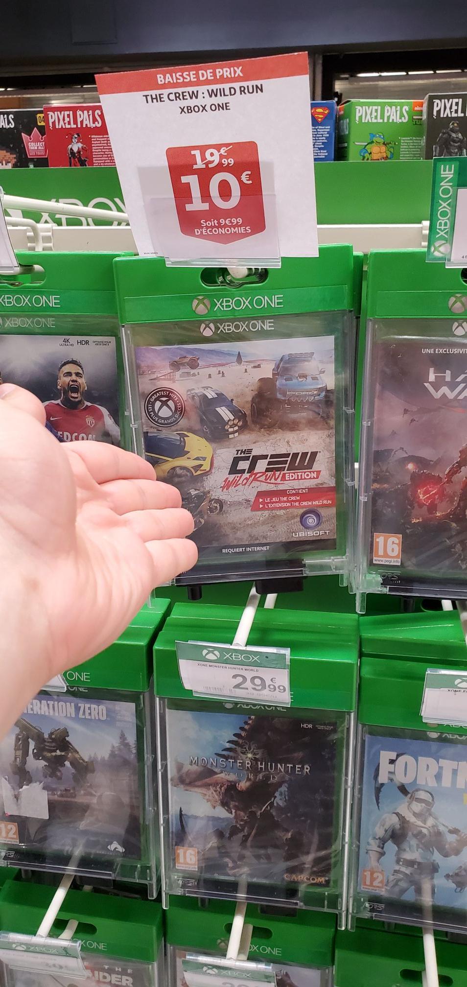 The Crew - Édition Wild Run sur Xbox One - Caluire-et-Cuire (69)