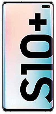 "Smartphone 6.4"" Samsung Galaxy S10+ Plus - 128 Go, Noir Prisme (Version Espagne)"