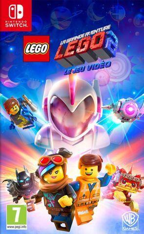 La Grande Aventure Lego 2 sur Nintendo Switch