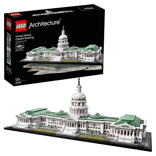 Jeu de Construction Lego Architecture 21030 - Le Capitole des États-Unis