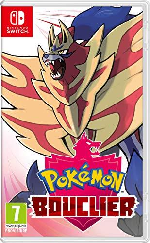 [Précommande] Pokémon Bouclier sur Nintendo Switch