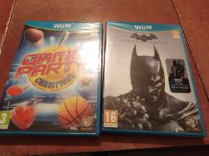 Batman Arkham Origin et Party Game sur Wii U / Xbox 360  - Ales (30)