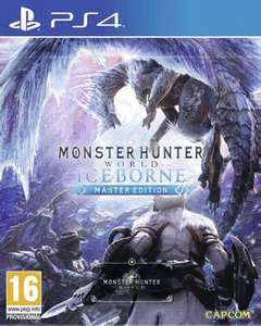 Monster Hunter World: Iceborne sur PS4 et Xbox One