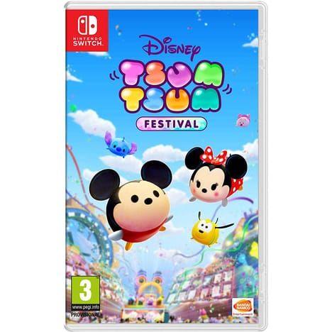 [Précommande] Namco Disney Tsum Tsum Festival sur Nintendo Switch