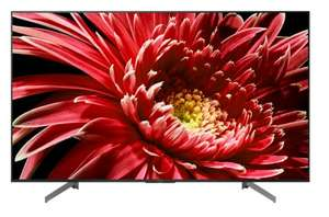 "TV 85"" Sony Bravia KD85XG8596 - 4K, LED, Android TV"