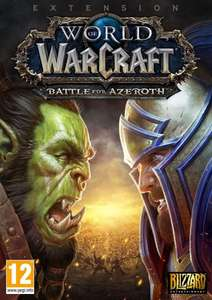 World Of Warcraft Battle For Azeroth sur PC