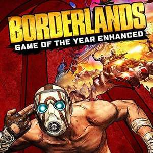 Borderlands: Game of the Year Enhanced sur PC (Dématérialisé - Steam)