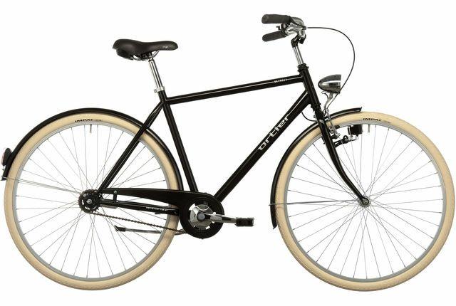 Vélo type hollandais Ortler Detroit Limited Diamant - taille 53 cm