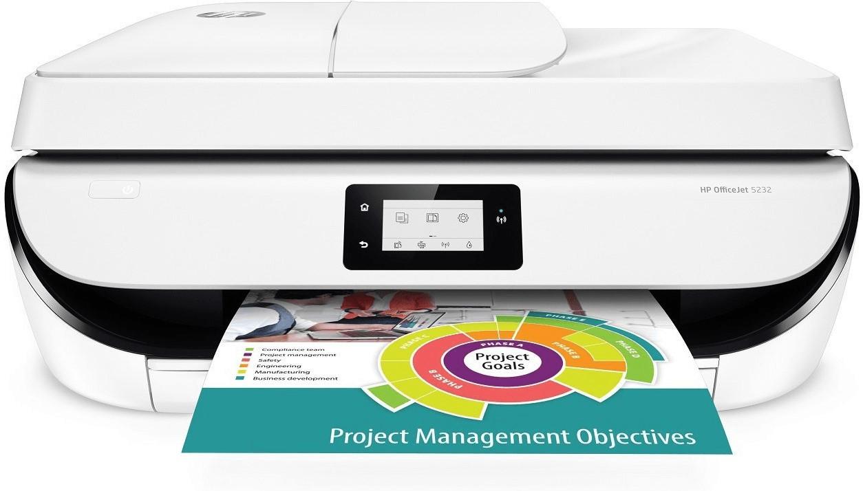 Imprimante multifonction à jet d'encre HP OfficeJet 5232 - avec 34€ de crédit InstantInk (via ODR de 30€) - Le Bouscat (33)