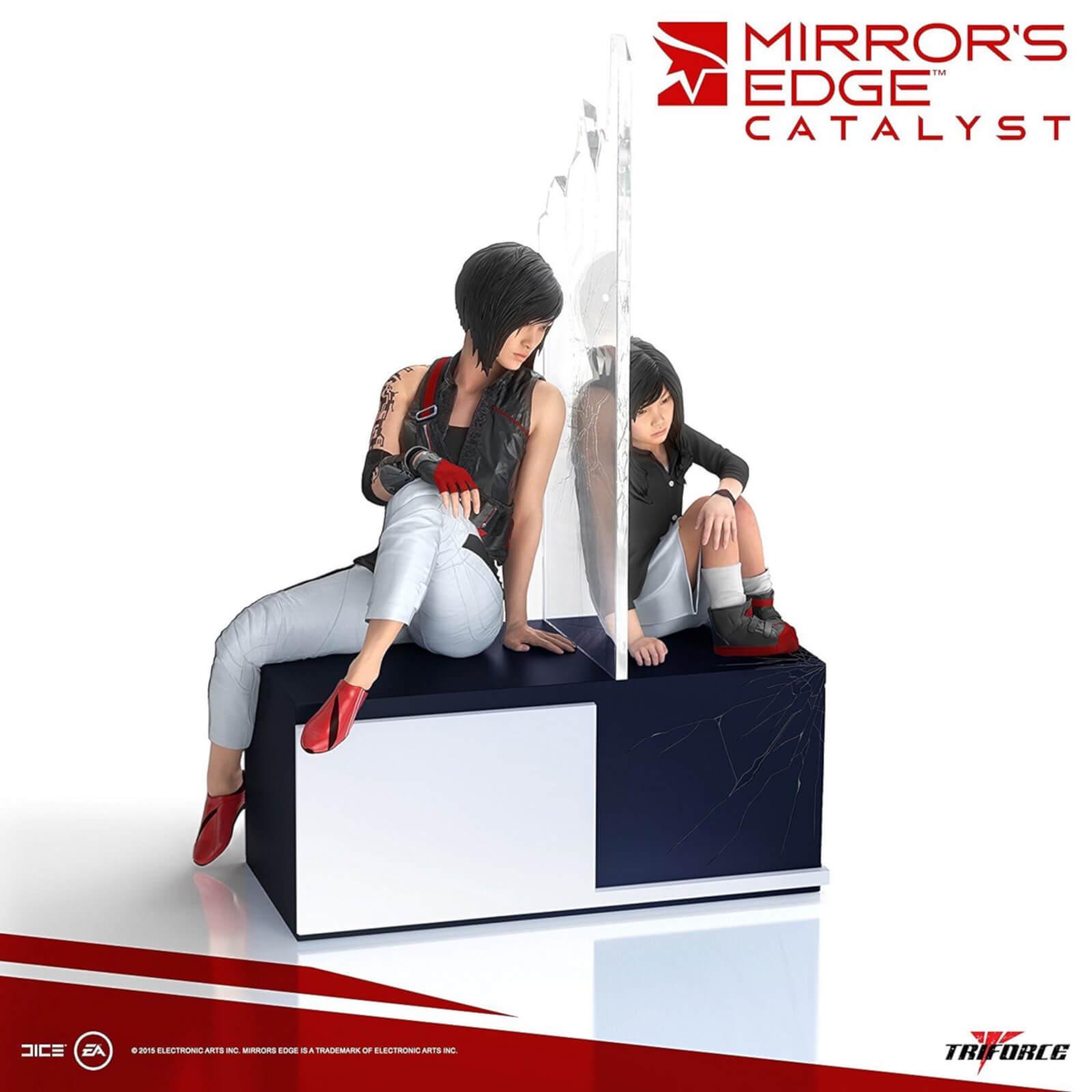 [Précommande] Figurine Mirror's Edge Catalyst Collector's Edition - 35cm