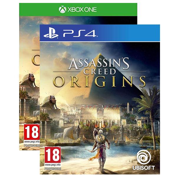 Assassin's Creed Origins sur PS4 ou Xbox One