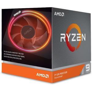 Processeur AMD Ryzen 9 3900X - 3.8 GHz (mode Turbo à 4.6 GHz)
