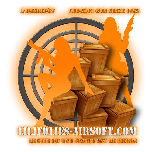 25% de réduction sur tout le site - Lilifolies-Airsoft.com
