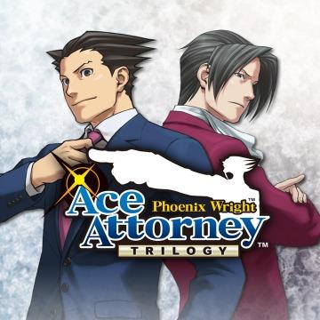 Phoenix Wright : Ace Attorney Trilogy PS4 (Dématérialisé)