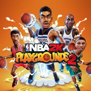NBA 2K Playgrounds 2 sur PS4 (Dématérialisé)