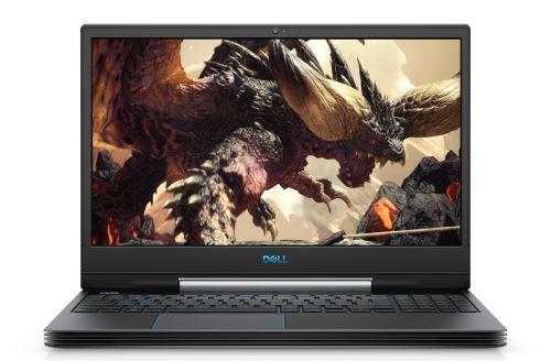 """PC portable 15.6"""" full HD Dell G5-15-5590 - 144 Hz, i7-8750H, RTX-2060 (6 Go), 16 Go de RAM, 1 To + 256 Go en SSD, Windows 10"""