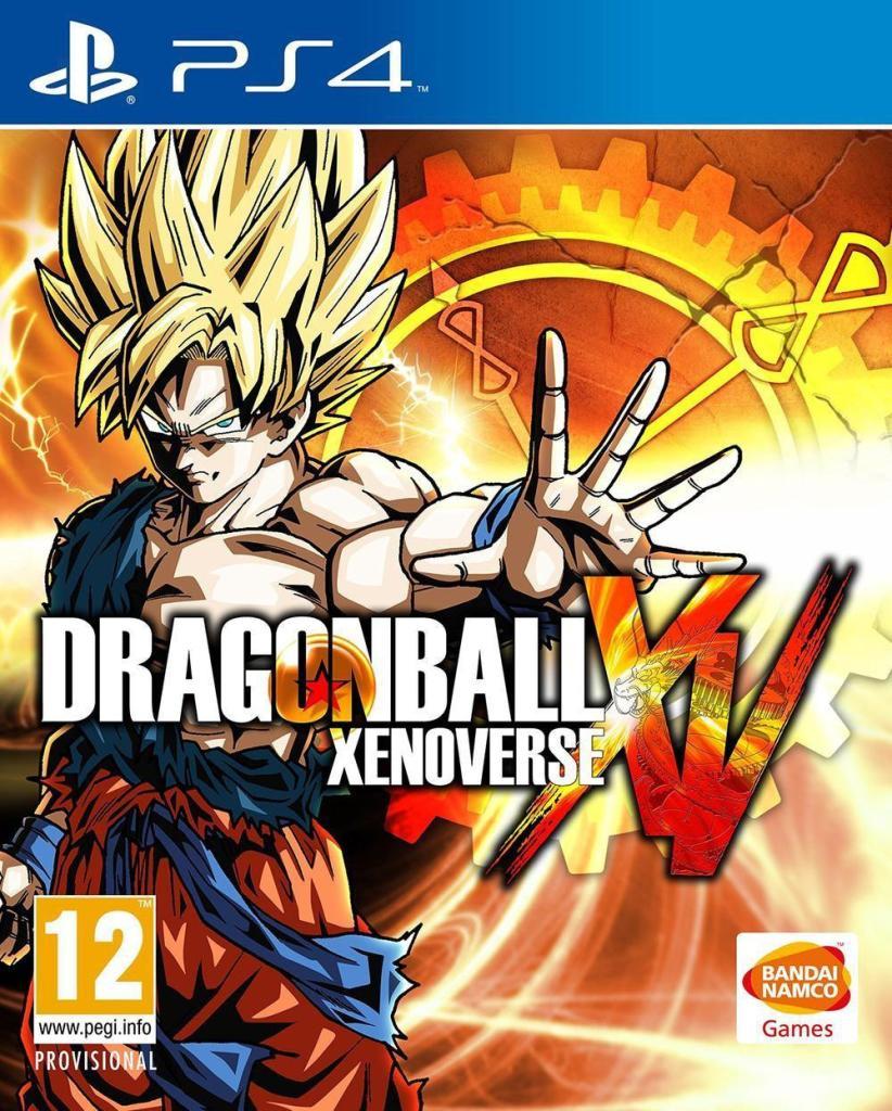 Dragon Ball Xenoverse sur PS4 et Xbox One