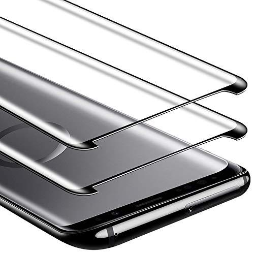 Lot de 2 Verres Trempé Zloer pour Samsung Galaxy S9 Plus (Vendeur Tiers)