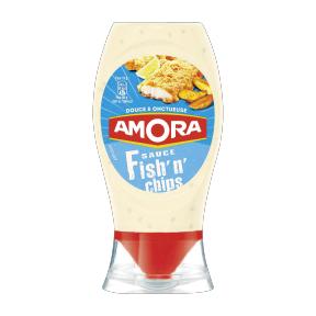 Sauce Amora Fish'N'Chips - 251 g