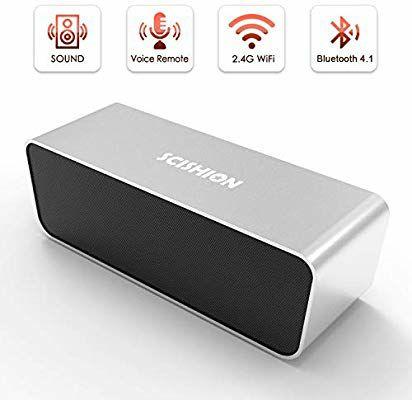 Box TV avec enceinte intégrée & télécommande Superpow - 4K, 16 Go ROM, 2 Go RAM, Android 8.1 (Vendeur tiers)