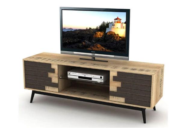 Meuble TV Ethnica - 140 cm