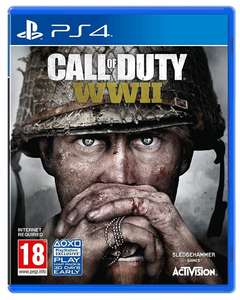 Call of Duty : WWII sur PS4