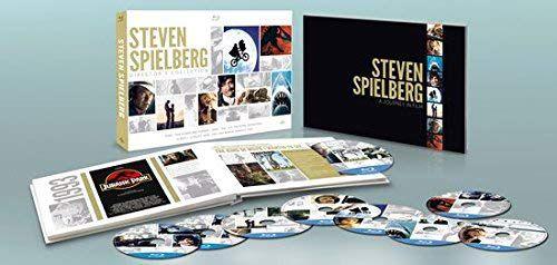 Coffret Steven Spielberg - Édition Limitée 8 Blu-ray (vendeur tiers)