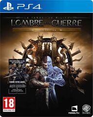 La Terre Du Milieu L'ombre De La Guerre Gold Edition sur PS4