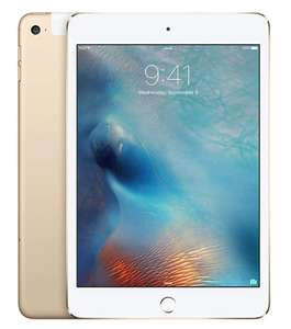"Tablette 7.9"" Apple iPad Mini 4 (Wi-Fi + Cellular 128Go) - Or"
