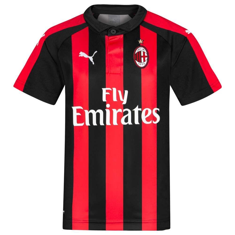 Sélection de maillots de Football en promotion - Ex: Maillot Enfant Puma AC Milan Puma (Plusieurs tailles)