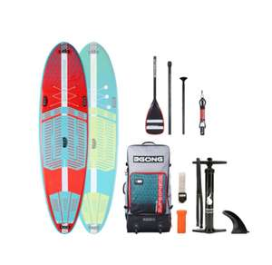 Pack Gong Sup  9'0 Couine Marie 2019 + Pagaie + Leash (gong-galaxy.com)