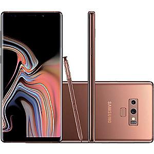 """Smartphone 6.4"""" Samsung Galaxy Note 9 (Coloris au choix) - QHD+, Exynos 9810, RAM 6Go, 128Go - Gouesnou (29)"""