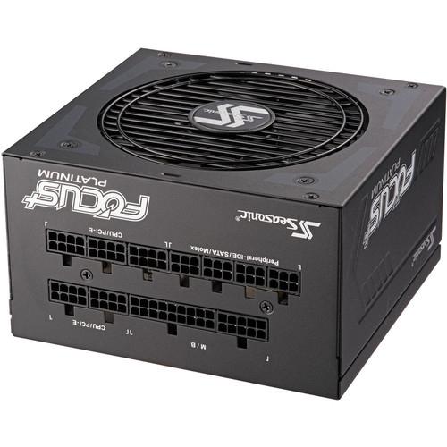 Bloc d'alimentation PC modulaire Seasonic Focus Plus Platinum 80+ - 650 W