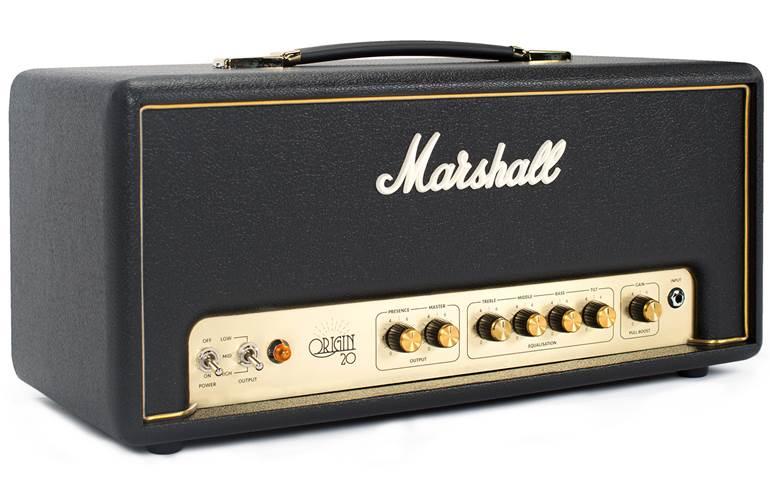 Ampli Guitare Marshall Origin 20H à Lampes